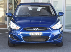 2014 Hyundai Accent RB2 Active Hatchback Image 2