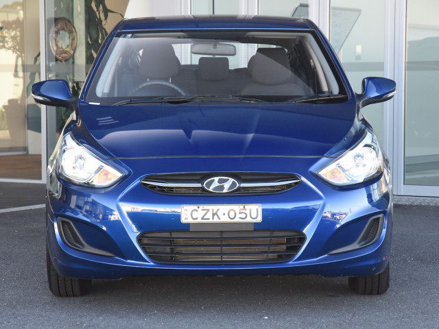 2014 Hyundai Accent RB2 Active Hatchback