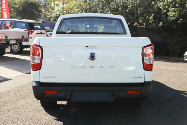 2019 SsangYong Musso Ultimate 8 of 22