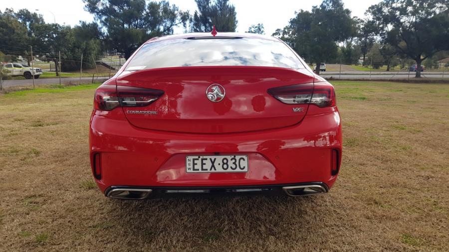 2018 Holden Commodore ZB VXR Sedan Image 6