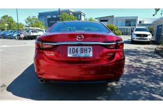 2020 Mazda 6 GL Series Atenza Sedan Sedan Image 5