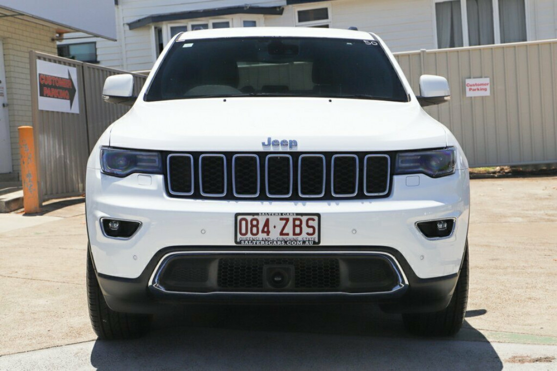 2019 Jeep Grand Cherokee WK Limited Suv Image 8