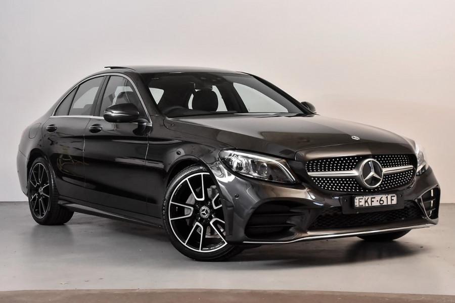 2020 Mercedes-Benz C-class C200