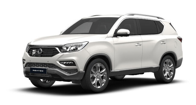 2018 SsangYong Rexton Y400 EX Suv