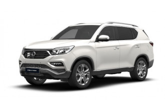 SsangYong Rexton EX Y400
