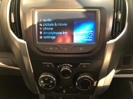2015 Holden Colorado RG Turbo LS Dual cab t/t/s