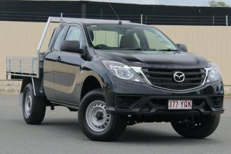 Mazda BT-50 4x2 3.2L Freestyle Cab Chassis XT UR