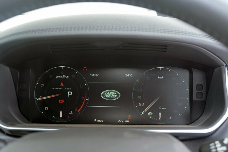 2015 MY16 Land Rover Range Rover Sport L494 16MY V8SC Suv Mobile Image 22