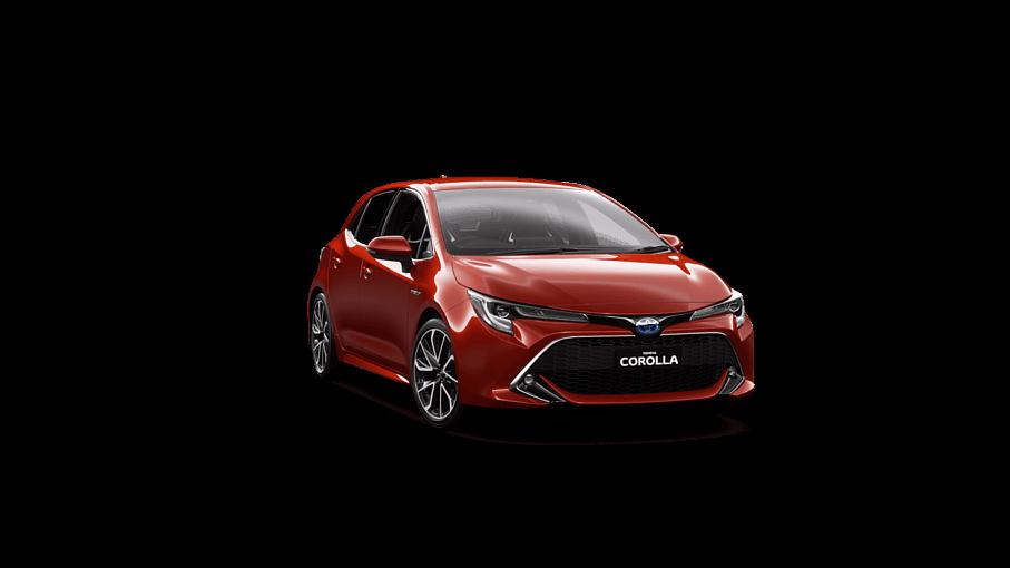Corolla Hatch ZR <span>Hybrid | Auto CVT</span>