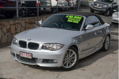 2010 BMW 1 Series E88 MY10 118d Convertible Image 2