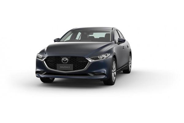 2021 Mazda 3 BP G20 Evolve Sedan Sedan Image 3