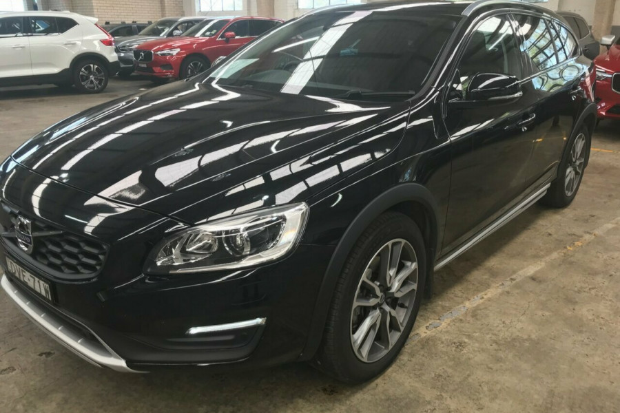 2016 MY17 Volvo V60 F MY17 D4 Luxury Cross Country Wagon