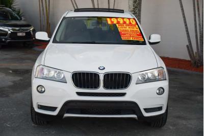2011 BMW X3 F25 xDrive20d Suv Image 3