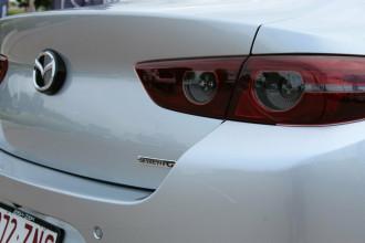 2019 Mazda 3 BP2S7A G20 SKYACTIV-Drive Evolve Sedan Image 5