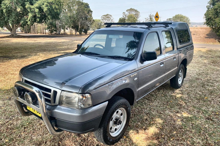 2005 Ford Courier PH GL Crew cab