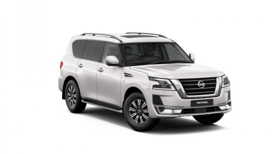 2020 Nissan Patrol Y62 Series 5 Ti-L Suv Image 7