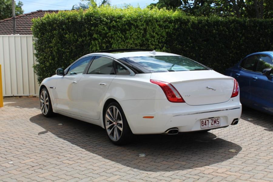 2015 Jaguar Xj X351 MY15 Premium Sedan Image 4