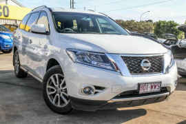 Nissan Pathfinder ST (4x2) R52 MY15 Upgrade