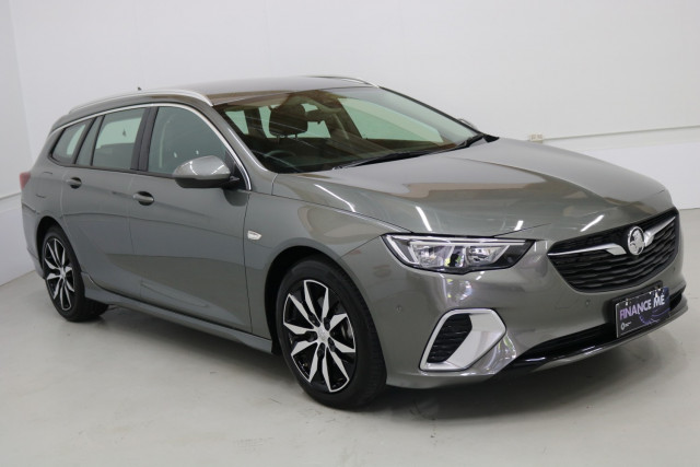 2018 Holden Commodore ZB MY18 RS Wagon Image 3