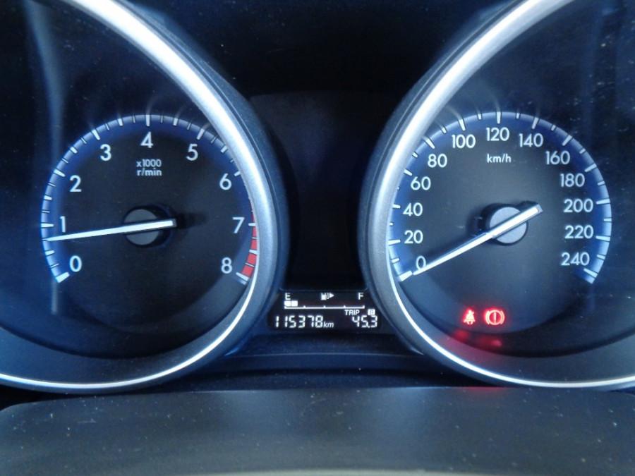 2012 MY13 Mazda 3 BL10F2 NEO Sedan