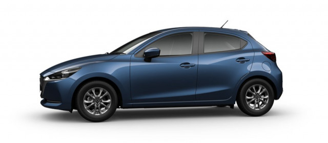 2021 MY20 Mazda 2 DJ Series G15 Pure Hatchback Mobile Image 22