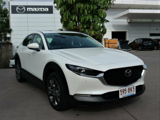 2021 MY20 Mazda CX-30 DM Series G25 Astina Wagon image 3