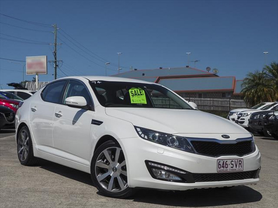 2013 Kia Optima TF MY13 Platinum Sedan image 1