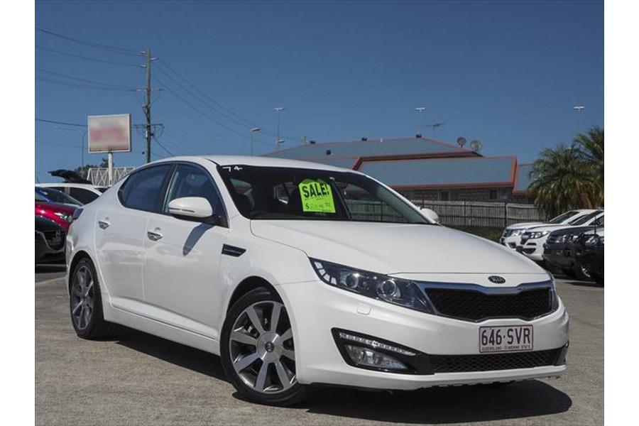 2013 Kia Optima TF Platinum Sedan