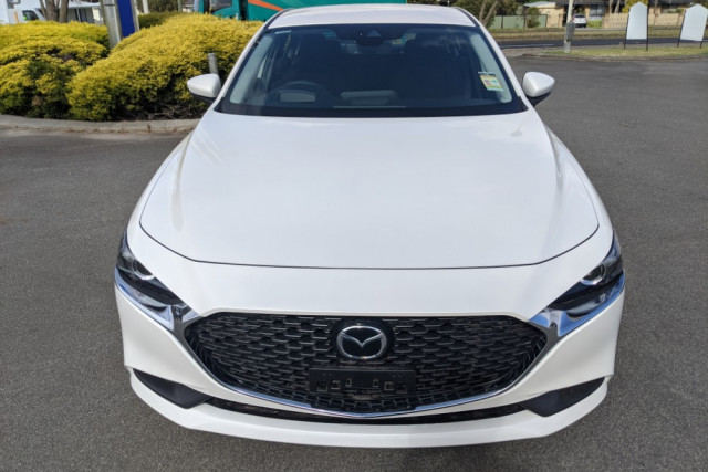 2019 Mazda 3 BP G25 Evolve Sedan Sedan Image 2