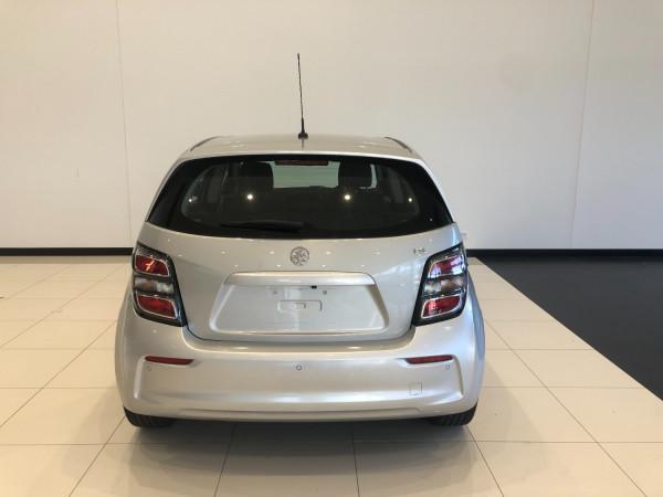 2017 Holden Barina TM LS Hatchback Image 5