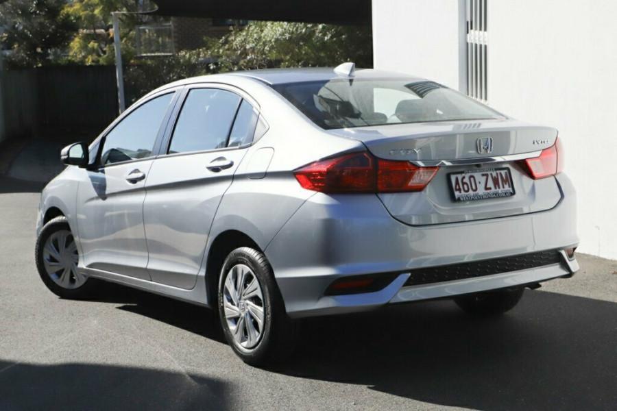 2020 Honda City VTi VTi Sedan