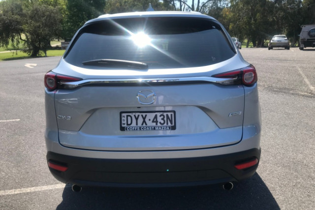 2018 Mazda CX-9 TC Touring Suv Mobile Image 5