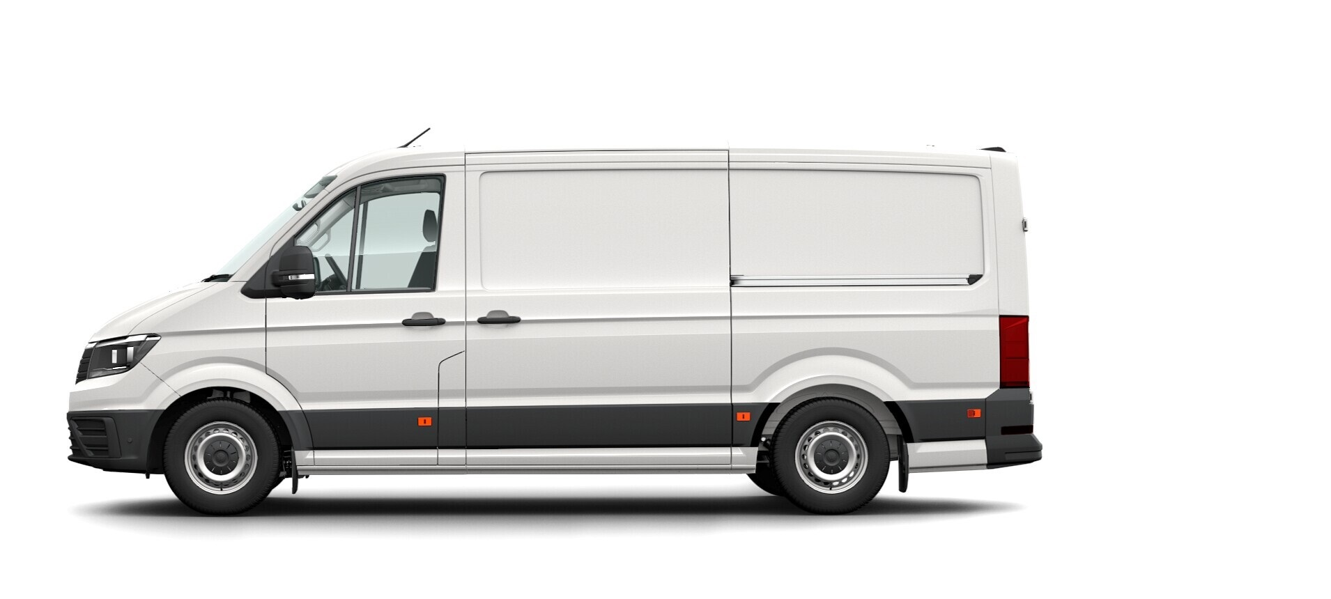 Crafter Van Runner Medium Wheelbase TDI340 6 Speed Manual