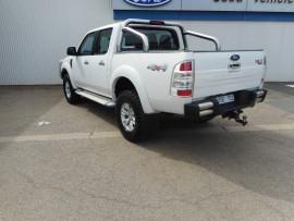 2010 Ford Pk Ranger Ute