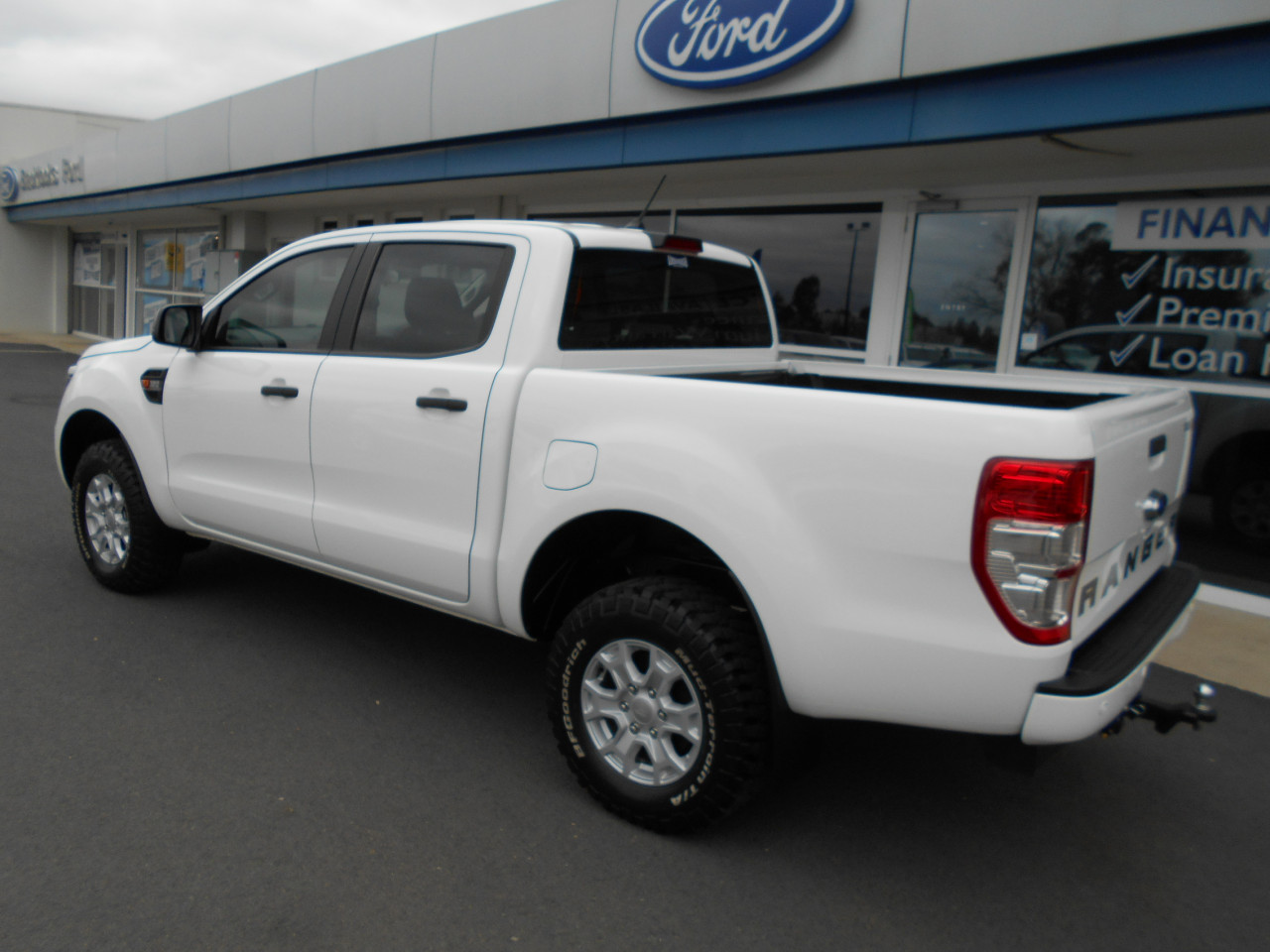 2019 Ford Ranger PX MkIII 2019.00 XLS Utility