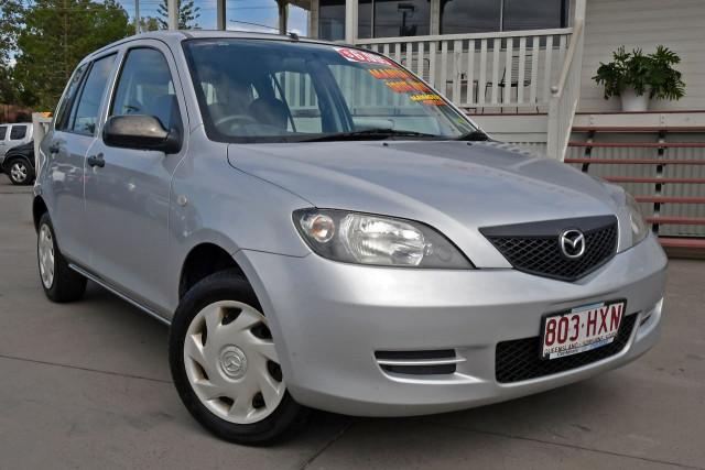 2004 Mazda 2 DY Series 1 Neo Hatchback Image 1