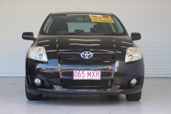 2007 Toyota Corolla ZRE152R LEVIN Hatchback