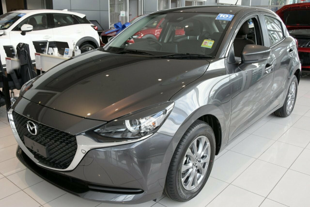 2021 MY20 Mazda 2 DJ Series G15 Pure Hatchback Mobile Image 4
