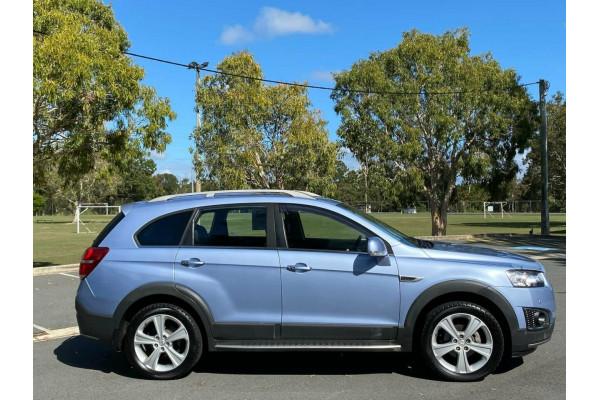 2015 Holden Captiva CG MY15 5 AWD LTZ Suv Image 2