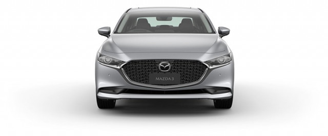 2020 Mazda 3 BP G25 Astina Sedan Sedan Mobile Image 4