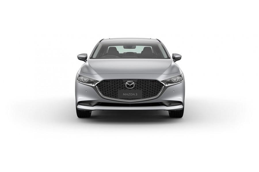 2021 Mazda 3 BP G25 Astina Sedan Sedan