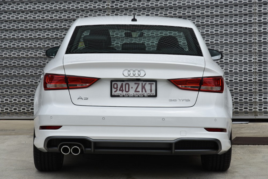 2019 MY20 Audi A3 35 S-line Plus Ed 1.4L TFSI 110kW Sedan Image 4