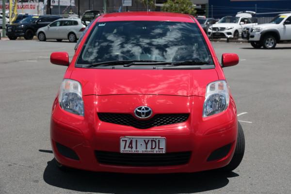 2010 Toyota Yaris NCP90R MY10 YR Hatch