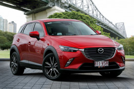 Mazda CX-3 sTouring SKYACTIV-Drive i-ACTIV AWD DK4W7A