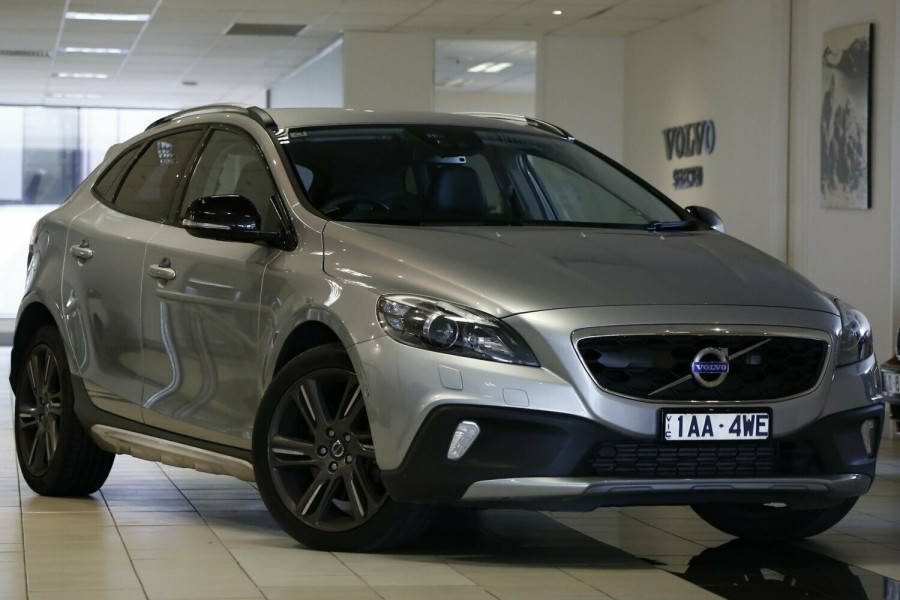 2013 MY14 Volvo V40 Cross Country M Series MY14 T5 Adap Geartronic AWD Luxury Hatchback