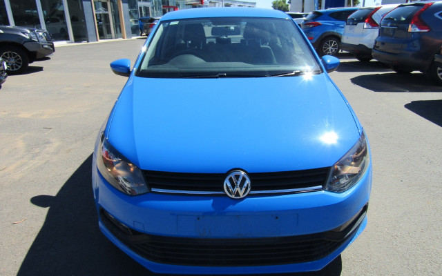2014 MY15 Volkswagen Polo 6R MY15 66TSI Hatchback Image 2