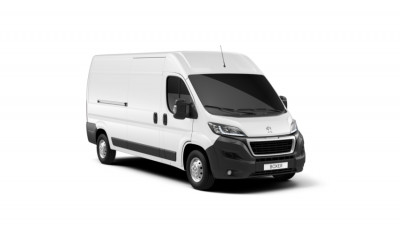New Peugeot Boxer Van
