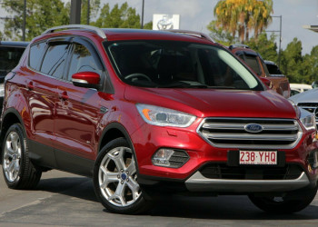 Ford Escape Titanium PwrShift AWD ZG