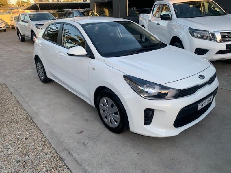 2018 Kia Rio Hatchback