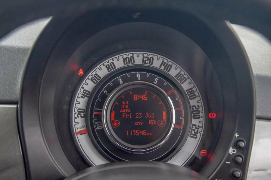 2013 Fiat 500 MY13 POP Hatchback Image 14